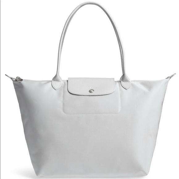 62c7fe03a86 Longchamp Bags | New Large Le Pliage Neo Nylon Tote | Poshmark
